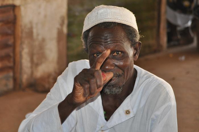 Hacer fotos en Gambia