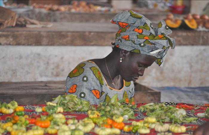 Mercados en Gambia