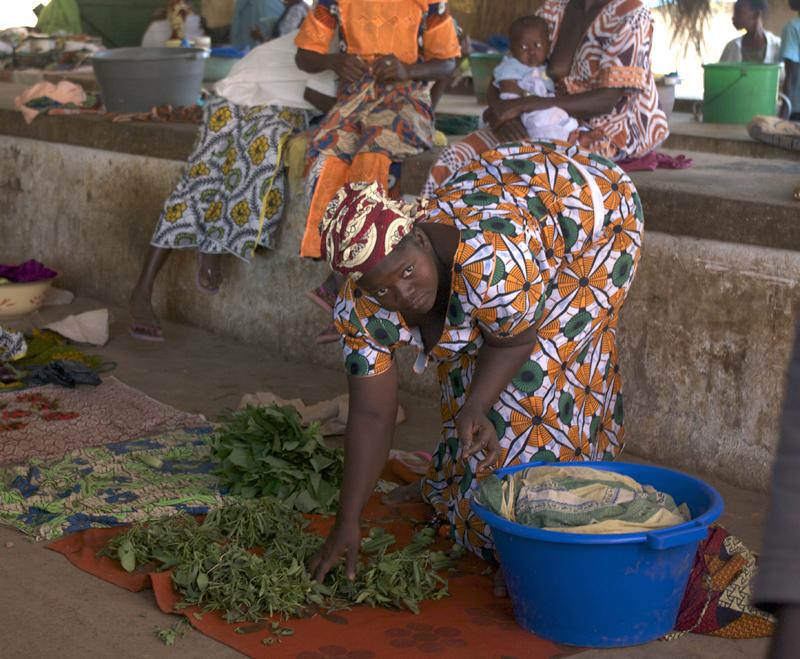 Mercados de Gambia
