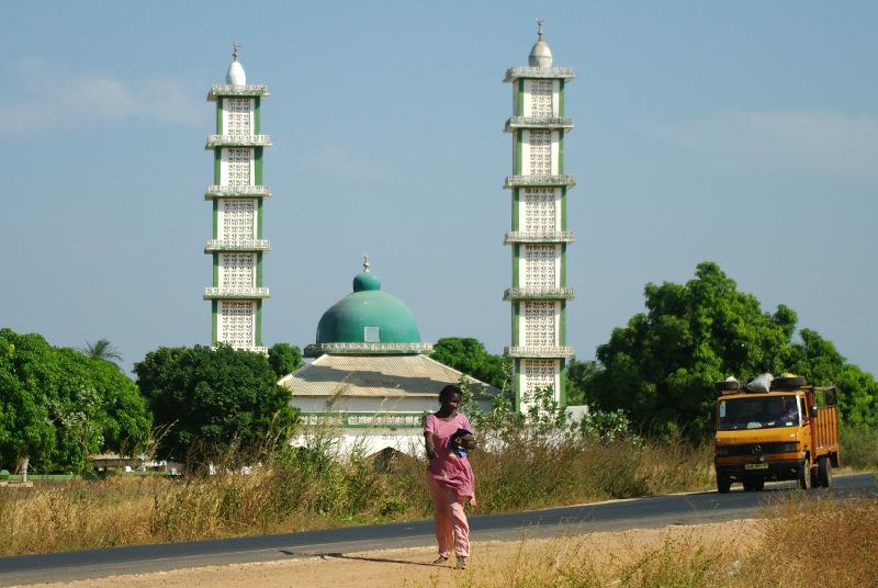 La religión en Gambia