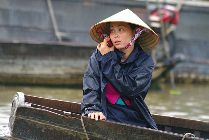 Mercados en Vietnam - Ana Cañizal