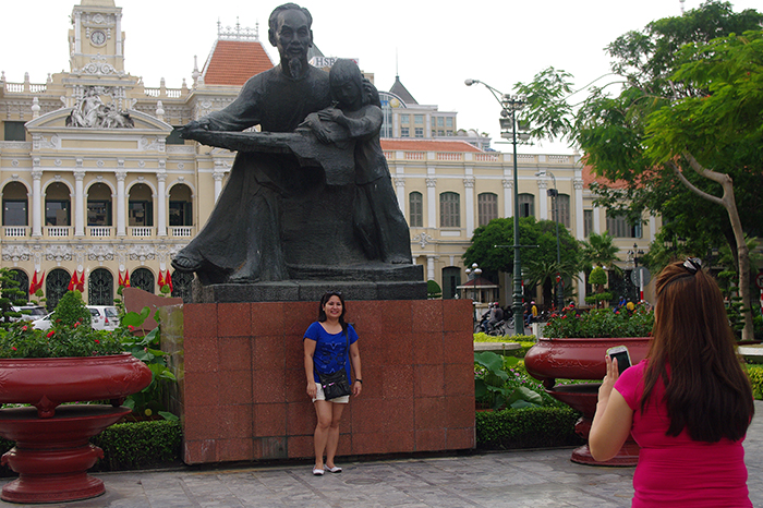 Saigón Ciudad Ho Chi Minh Vietnam Ana Cañizal