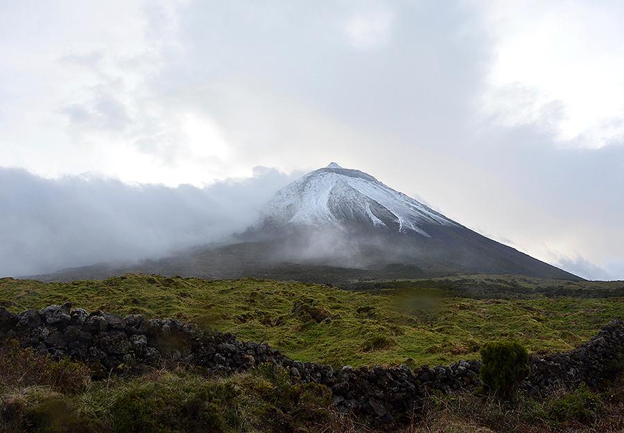Pico Azores Ana Cañizal